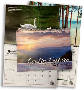 Calendar God in Nature