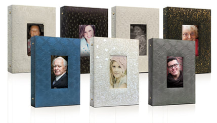 The New Luxury Photo Memorial Books